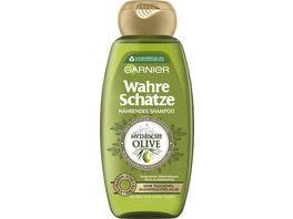 GARNIER Wahre Schaetze Shampoo Mythische Olive