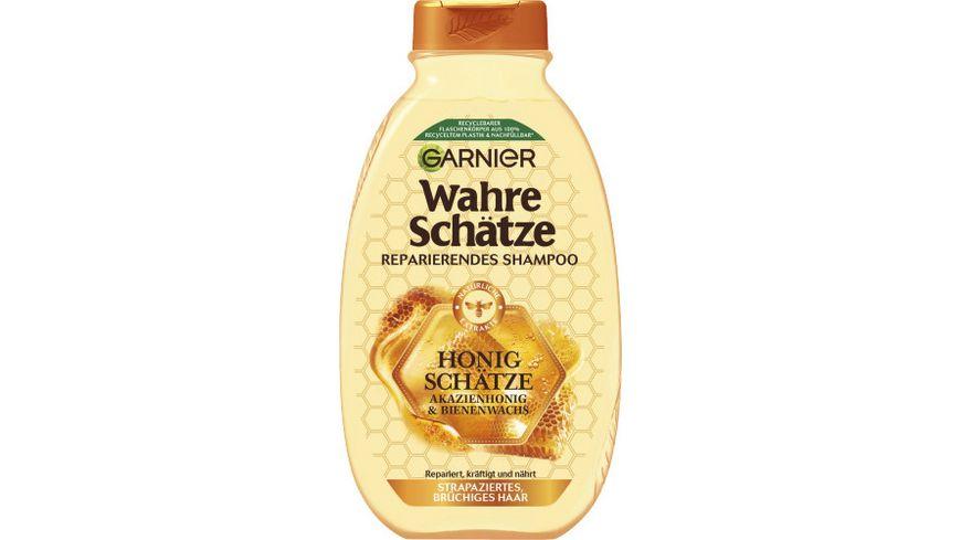 GARNIER Wahre Schaetze Reparierendes Shampoo Honig Schaetze