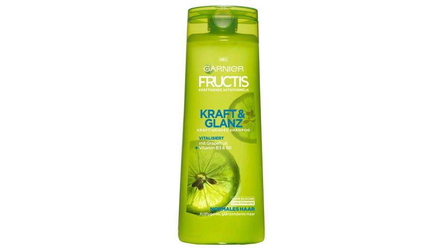 GARNIER FRUCTIS Kraft und Glanz Kraeftigendes Shampoo