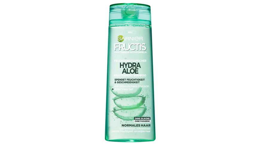 GARNIER FRUCTIS Hydra Aloe Kraeftigendes Shampoo