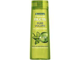 GARNIER FRUCTIS Pure Volume Kraeftigendes Shampoo