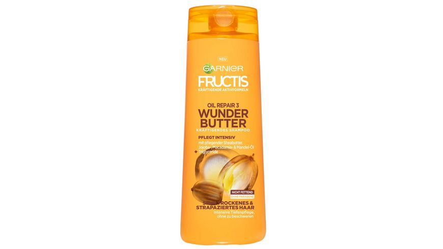 GARNIER FRUCTIS Oil Repair 3 Wunder Butter Kräftigendes Shampoo