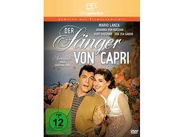 Der Saenger von Capri Serenade einer grossen Liebe Filmjuwelen