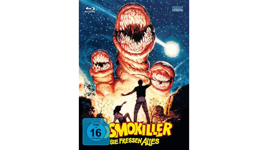 Kosmokiller Limitiertes Mediabook DVD