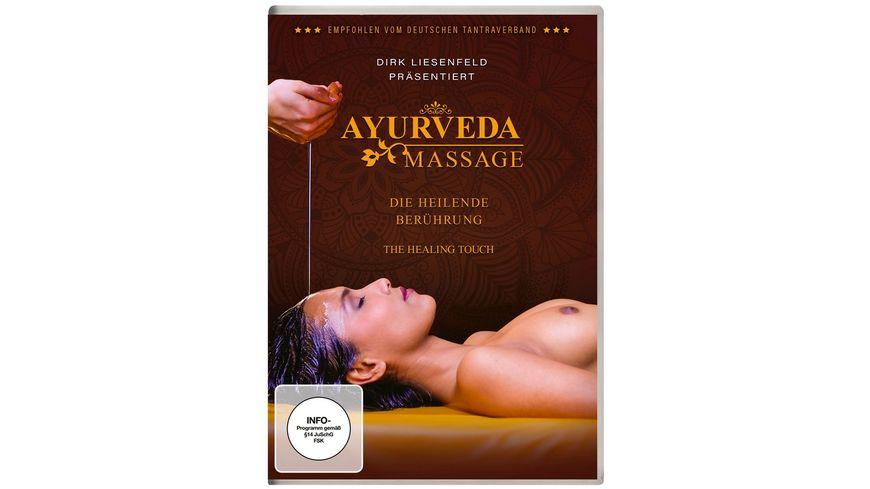 Ayurveda Massage Die heilende Beruehrung Neuauflage