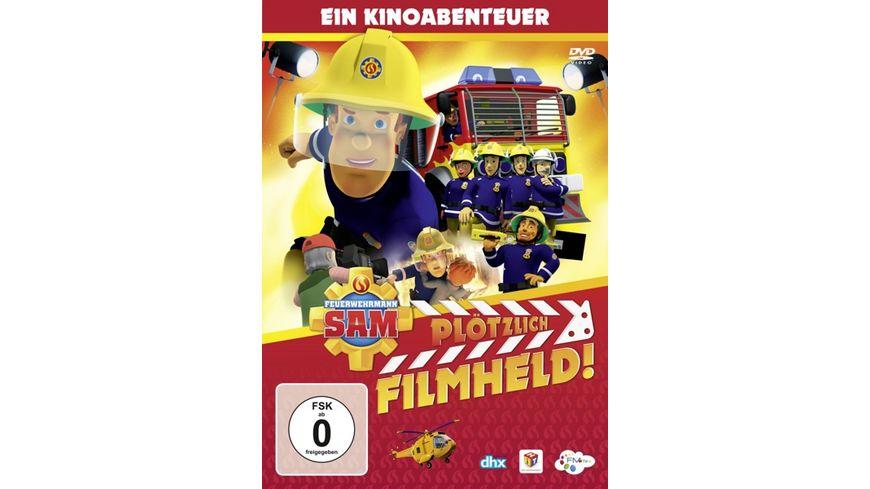 Feuerwehrmann Sam Ploetzlich Filmheld Kinofilm