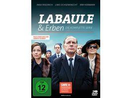 Labaule und Erben 1 6 Die komplette Serie 2 DVDs Fernsehjuwelen