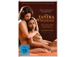 Tantra Massage Die sinnliche Beruehrung Neuauflage