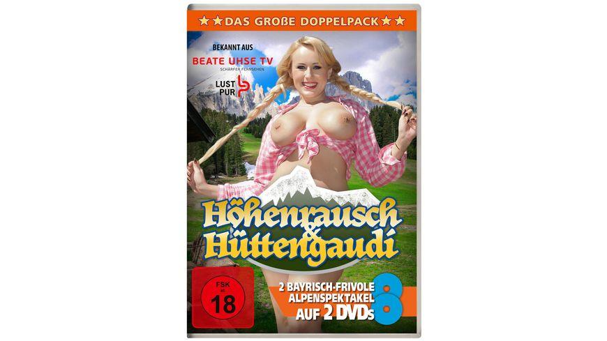 Hoehenrausch und Huettengaudi Ein frivoles Alpenspektakel 2 DVDs