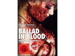Ballad in Blood Nackt und gepeinigt Uncut