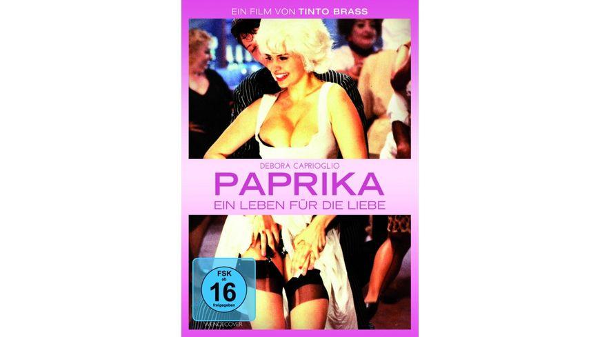 Paprika Ein Leben fuer die Liebe