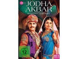 Jodha Akbar Die Prinzessin und der Mogul Box 14 Folge 183 196 3 DVDs