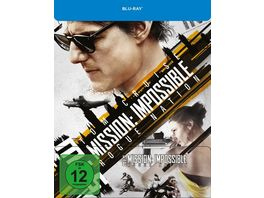 Mission Impossible 5 Rogue Nation Steelbook