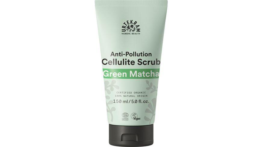 URTEKRAM Cellulite Scrub Green Matcha