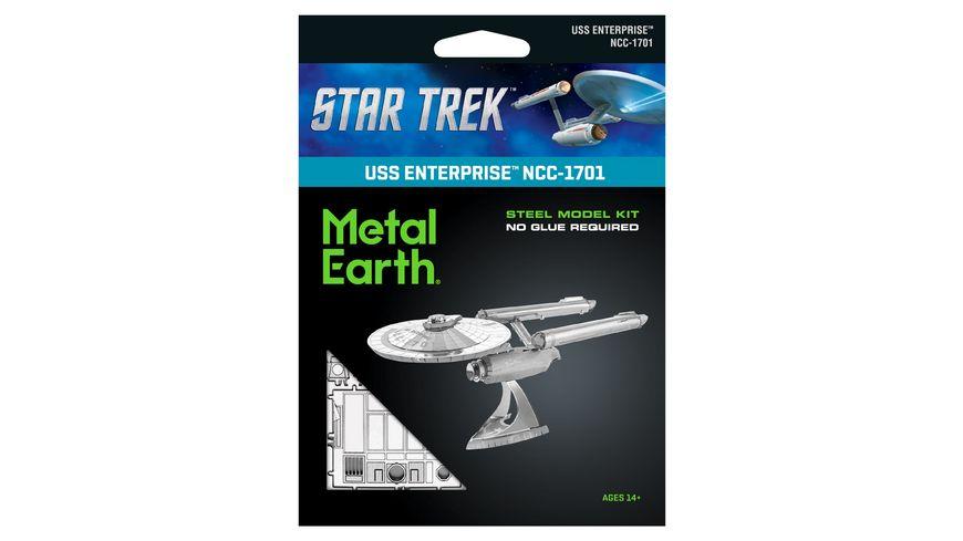 Metal Earth Star Trek NCC 1701