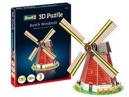 Revell 00110 3D Puzzle Windmuehle