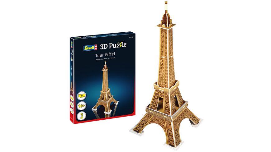 Revell 00111 3D Puzzle Eiffelturm