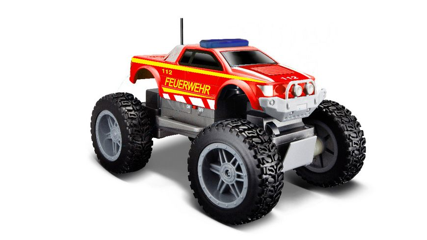 Maisto Tech RC Off Road Go 21cm Feuerwehr