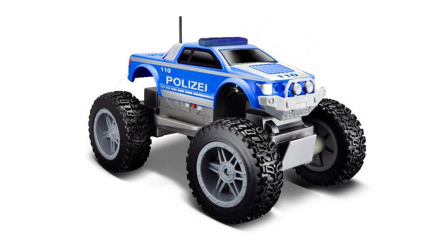 Maisto Tech RC Off Road Go 21cm Polizei