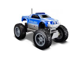 Maisto Tech RC Off Road Go 21cm Polizei
