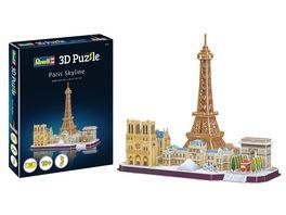 Revell 00141 3D Puzzle Paris Skyline