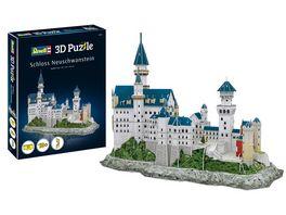Revell 00205 3D Puzzle Schloss Neuschwanstein