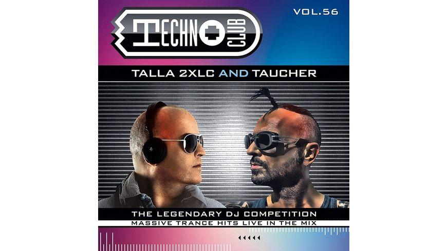 Techno Club Vol 56