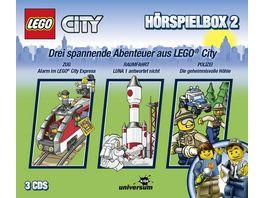 LEGO City Hoerspielbox 2