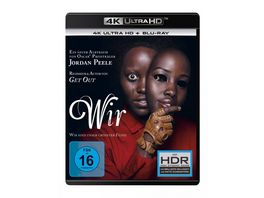 Wir 4K Ultra HD Blu ray 2D