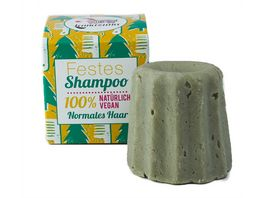 Lamazuna Festes Shampoo fuer normales Haar