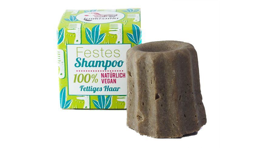 Lamazuna Festes Shampoo fuer fettiges Haar