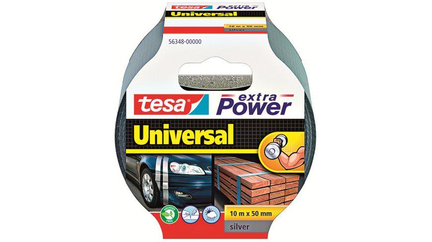 tesa Universal Gewebeband 10m x 50mm