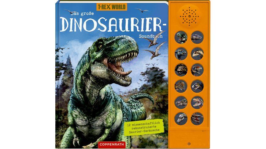 Das grosse Dinosaurier Soundbuch
