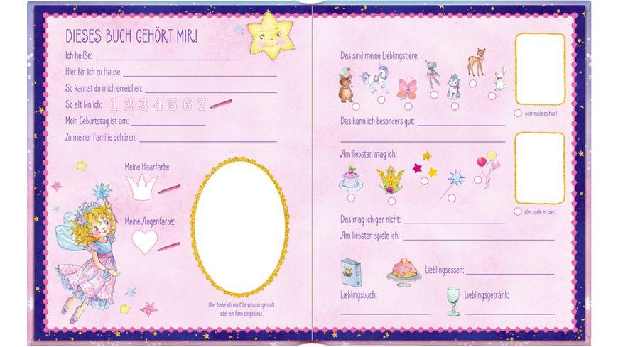 Die Spiegelburg Freundebuch Prinzessin Lillifee Meine Kindergartenfreunde