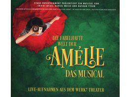 Die fabelhafte Welt der Amelie Das Musical