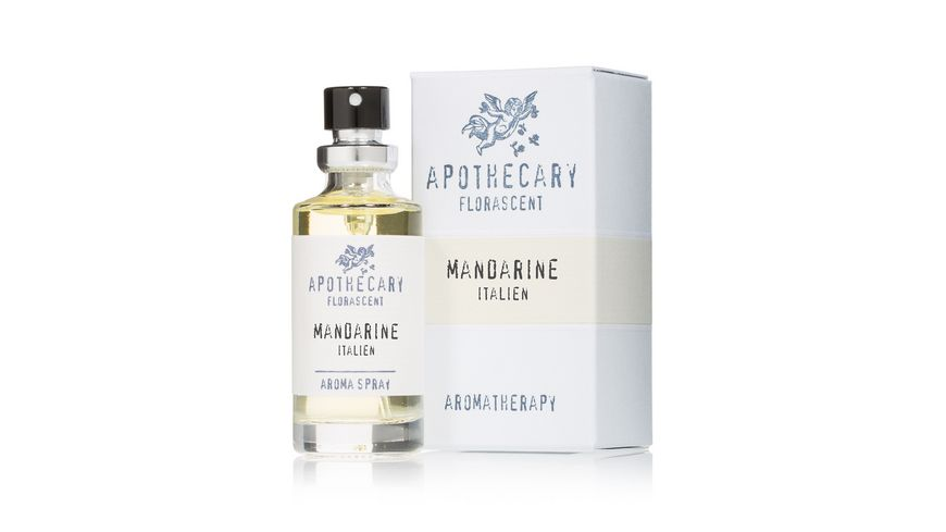 FLORASCENT Aromaspray Mandarine