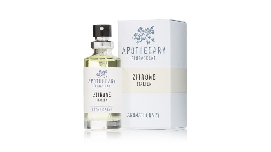 FLORASCENT Aromaspray Zitrone