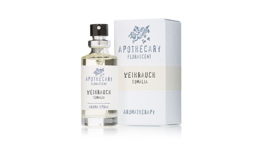 FLORASCENT Aromaspray Weihrauch