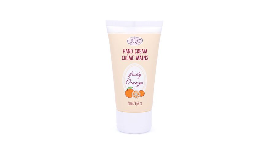 BadeFee Handcreme Fruity Orange