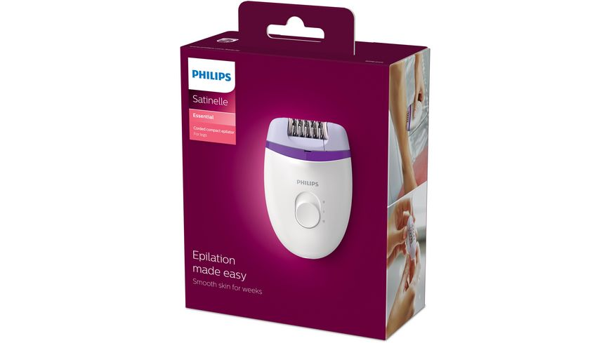 PHILIPS Epilierer Satinelle BRE 225 00