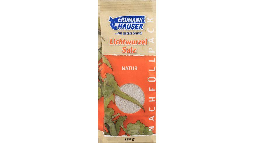 ErdmannHAUSER Lichtwurzel Salz natur Nachfuellpack