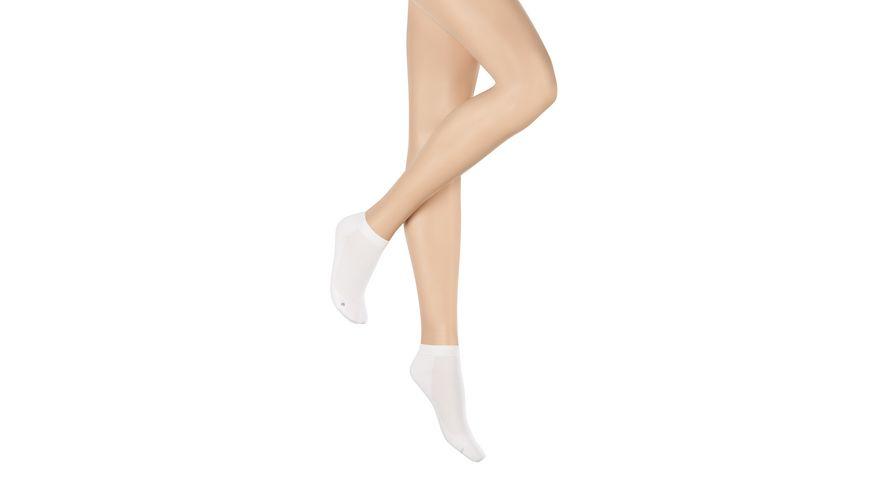 Hudson Herren Sneaker Socken mit anatomisch geformter Plueschsohle