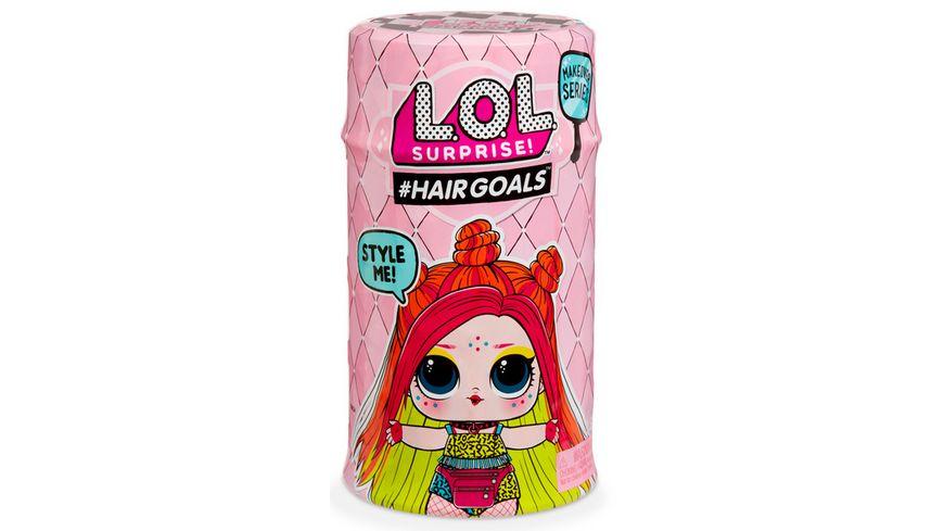 L O L SURPRISE Hairgoals Makeover Series 2A