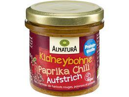 Alnatura Kidneybohne Paprika Chili Aufstrich