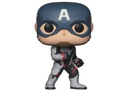 Funko POP Marvel Avengers Endgame Captain America