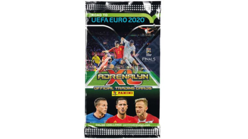 Panini Road to EURO 2020 Adrenalyn Trading Cards