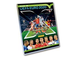 Panini Road to EURO 2020 Adrenalyn TC Starter Set