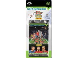 Panini Road to EURO 2020 Adrenalyn TC 5er Blister