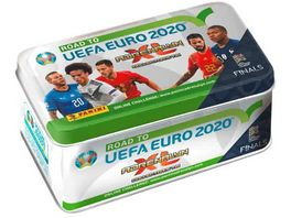Panini Road to EURO 2020 Adrenalyn TC Tin Dose