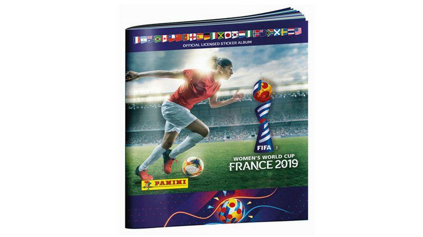 Panini FIFA Women s World Cup 2019 Sammelalbum